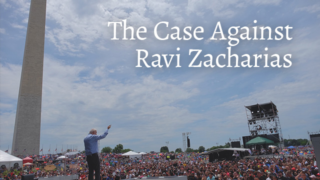 The Case Against Ravi Zacharias